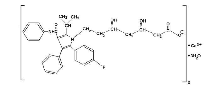阿托伐他汀钙(无定型)