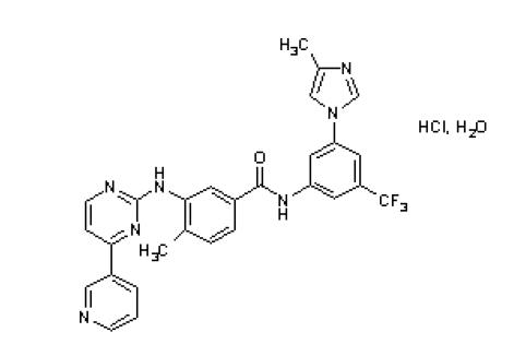 ニロチニブ塩酸塩