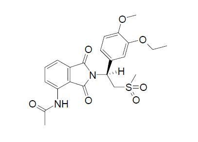 Apremilast (Form B)