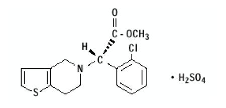 Clopidogrel Bisulfate (Form 1)