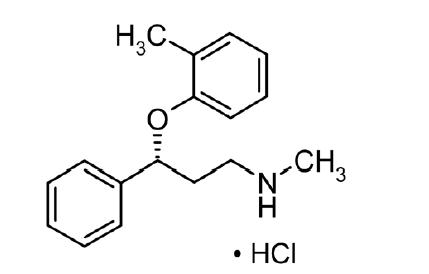 盐酸托莫西汀