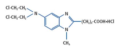 ベンダムスチン塩酸塩