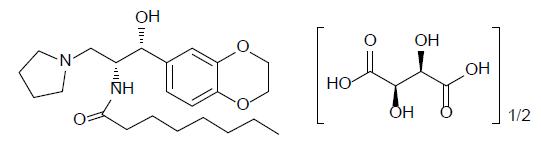 Pré-mistura amorfa de tartarato de Eliglustat