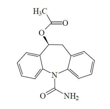 Acetato de eslicarbazepina