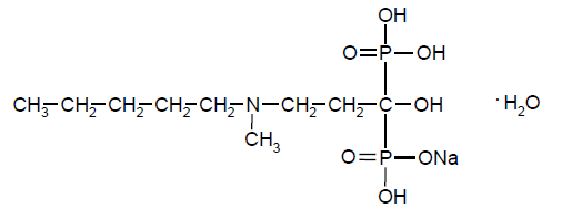 Ibandronate Sodium  (Form β)