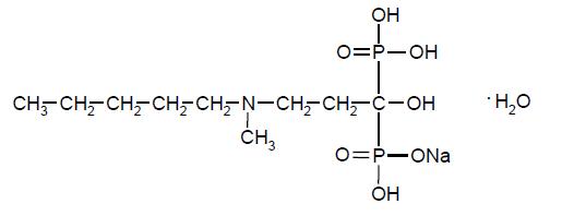 伊班膦酸钠(晶型β)