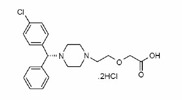 盐酸左西替利嗪