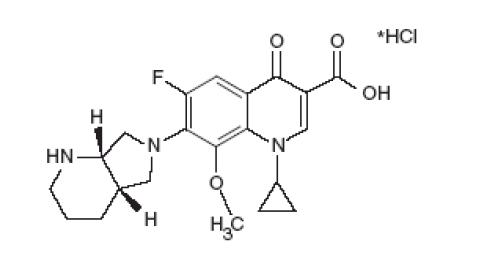 盐酸莫西沙星