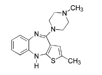 Olanzapina (Forma 1)
