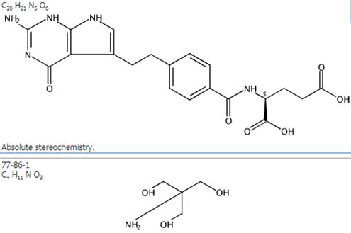 Di-hidrato de Ditrometamina Pemetrexede
