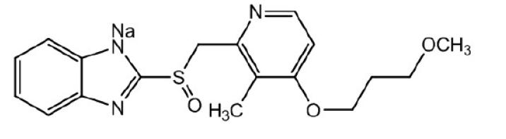 Rabeprazol Sódico (Forma Y)