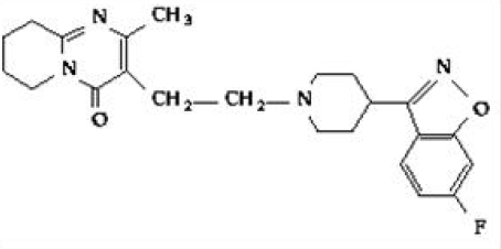 Risperidone (Form 1)