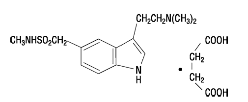 琥珀酸舒马曲坦