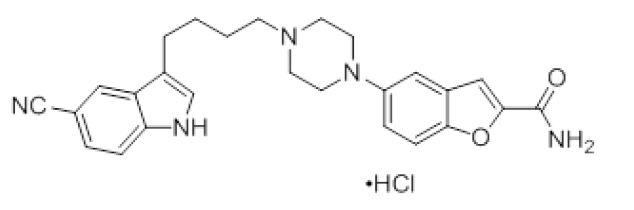 盐酸维拉佐酮