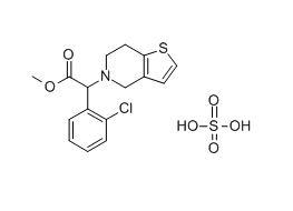 Clopidogrel Hydrogen Sulphate