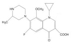 Gatifloxacin (Anhydrous)