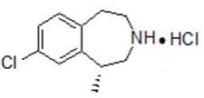 盐酸氯卡色林(半水合物)