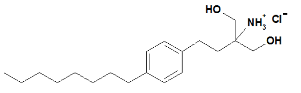 盐酸芬戈莫德-API