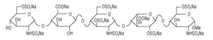 磺达肝癸钠-API
