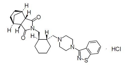 盐酸鲁拉西酮-API