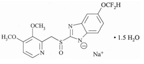 泮托拉唑钠-API