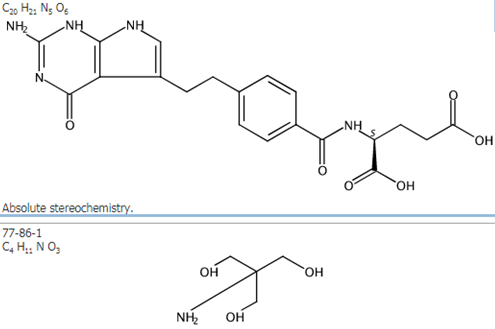 培美曲塞二氨丁三醇-API