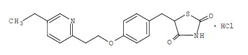 盐酸吡格列酮-API
