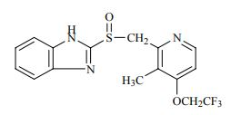Lansoprazole (Form-I)