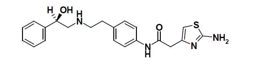 ミラベグロン(α型)-API