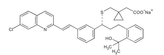 Montelukast Sodium-API