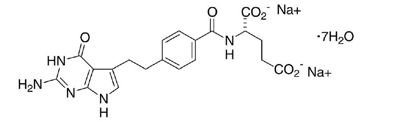 Pemetrexed Disodium (Heptahidrato)-API