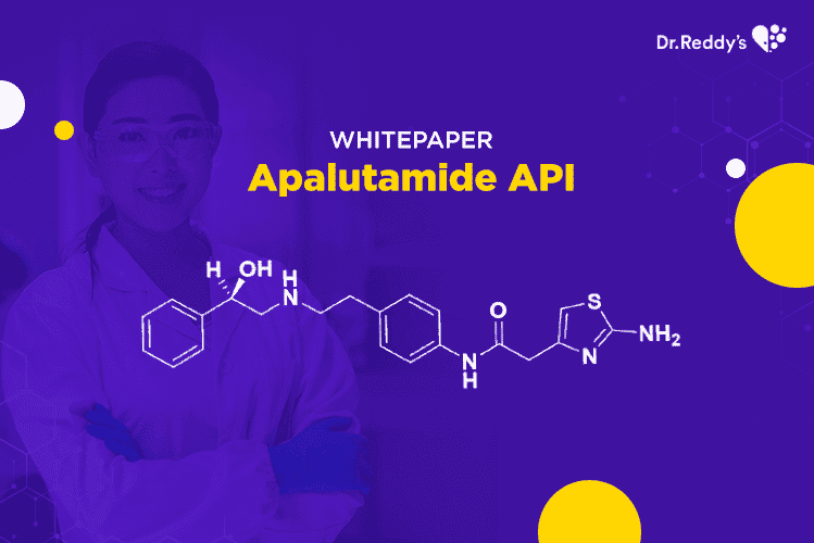 Apalutamide API – an attractive NCE-1 opportunity for generic pharma companies